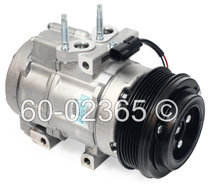 Ford F Series Trucks A/C Compressor
