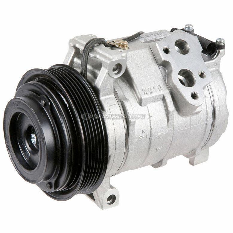 Dodge Sprinter Van                   A/C CompressorA/C Compressor