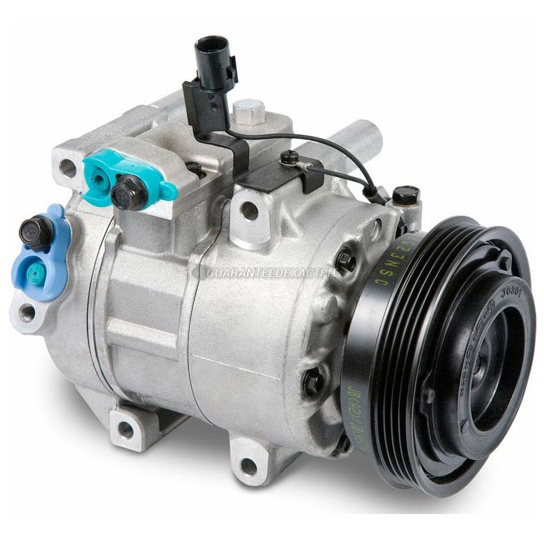 Kia Rio5                           A/C Compressor