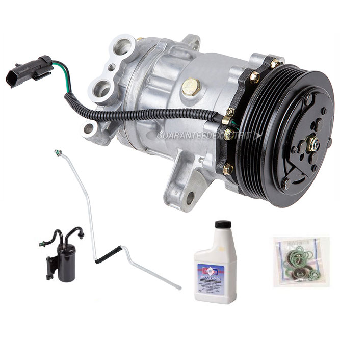Dodge Ram Trucks AC Kit