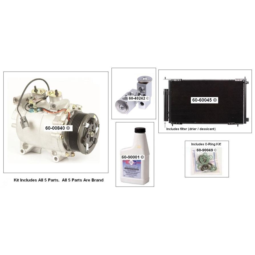 Honda CRV                            AC KitAC Kit