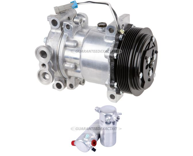 GMC S15 AC Kit