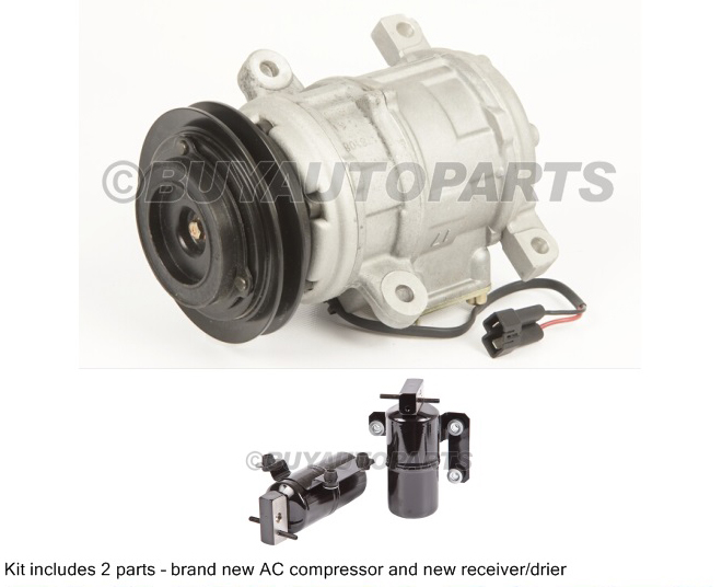 Dodge Grand Caravan                  AC KitAC Kit