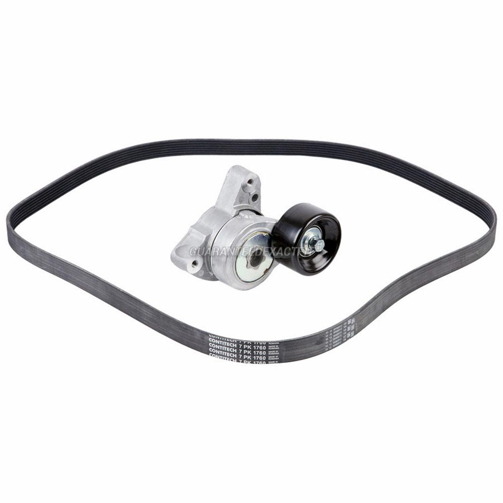 Honda Element                        Serpentine Belt and Tensioner KitSerpentine Belt and Tensioner Kit