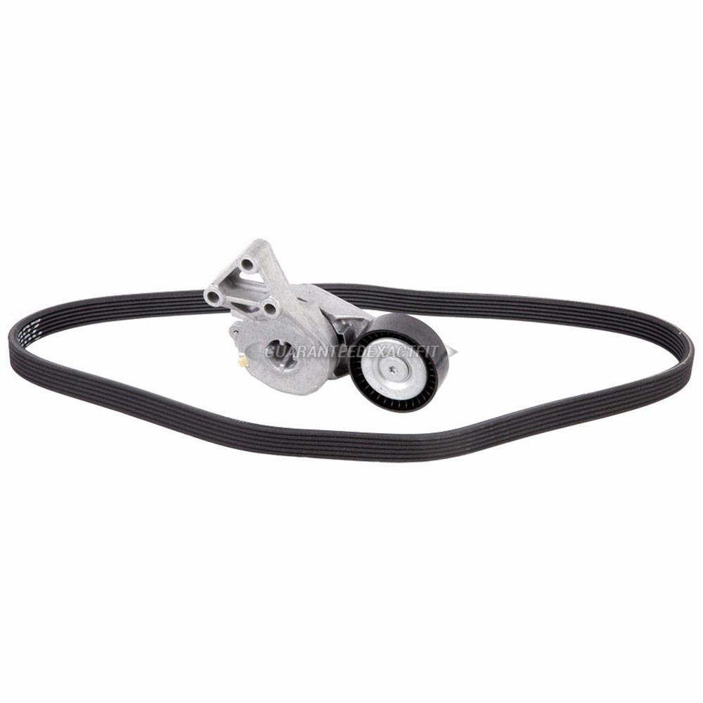 VW Golf                           Serpentine Belt and Tensioner KitSerpentine Belt and Tensioner Kit