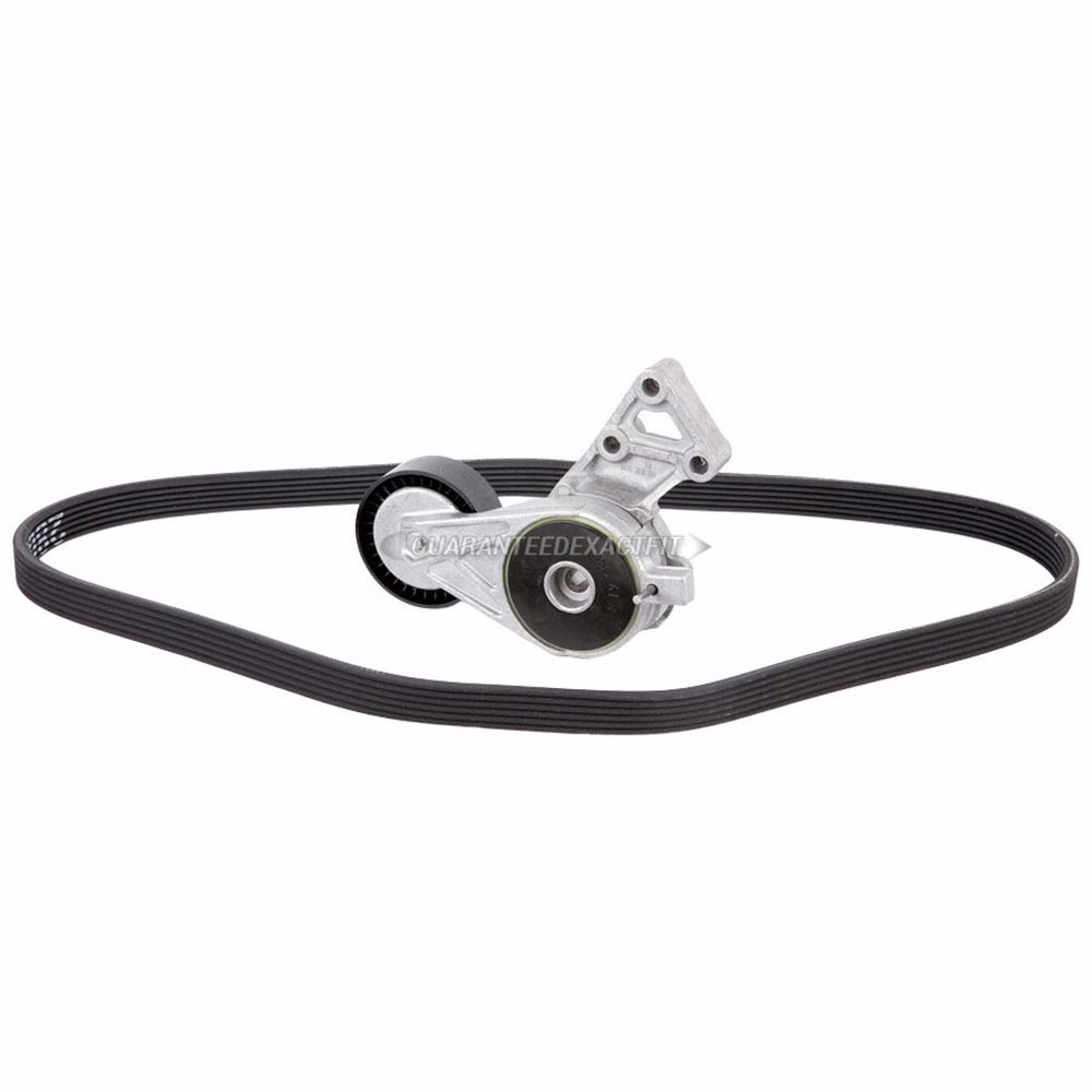 Volkswagen Clasico                        Serpentine Belt and Tensioner Kit
