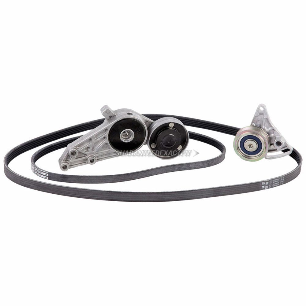 Audi A4                             Serpentine Belt and Tensioner KitSerpentine Belt and Tensioner Kit