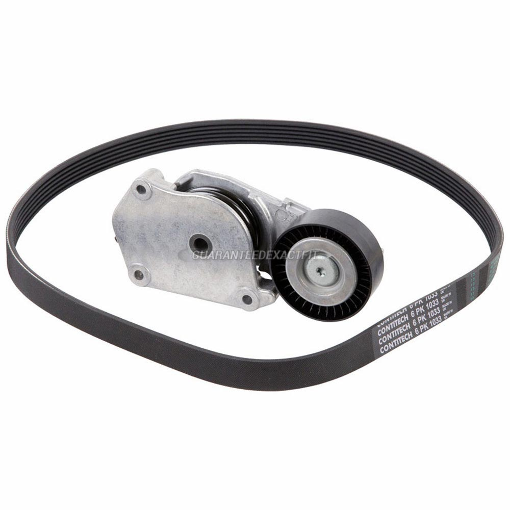 Mini Cooper                         Serpentine Belt and Tensioner KitSerpentine Belt and Tensioner Kit
