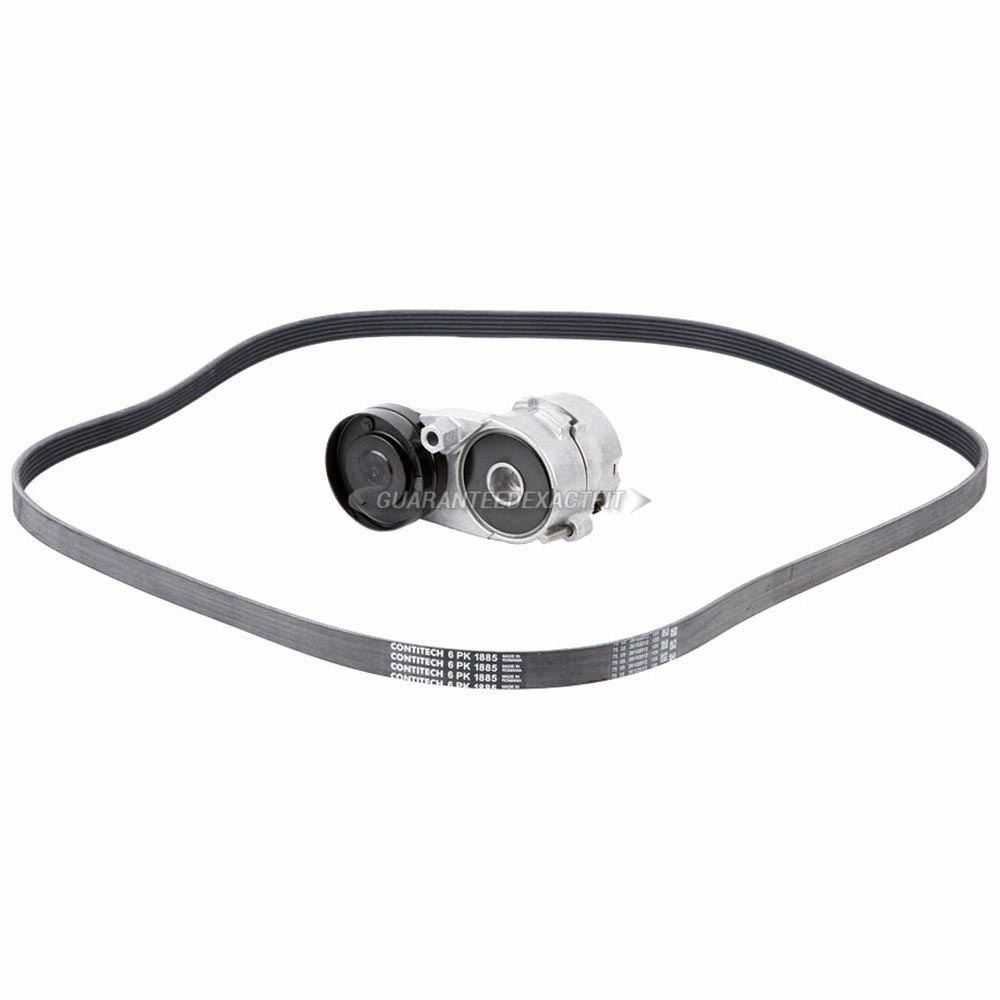 Volkswagen Passat                         Serpentine Belt and Tensioner KitSerpentine Belt and Tensioner Kit