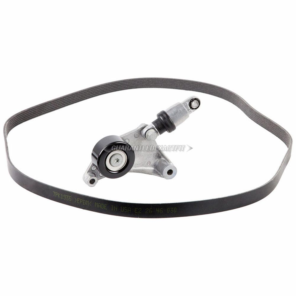 Toyota Highlander                     Serpentine Belt and Tensioner KitSerpentine Belt and Tensioner Kit