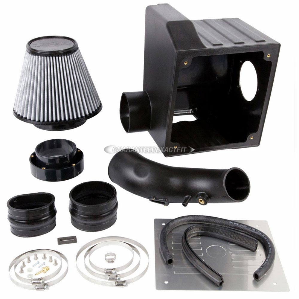 Toyota Tundra                         Air Intake Performance KitAir Intake Performance Kit