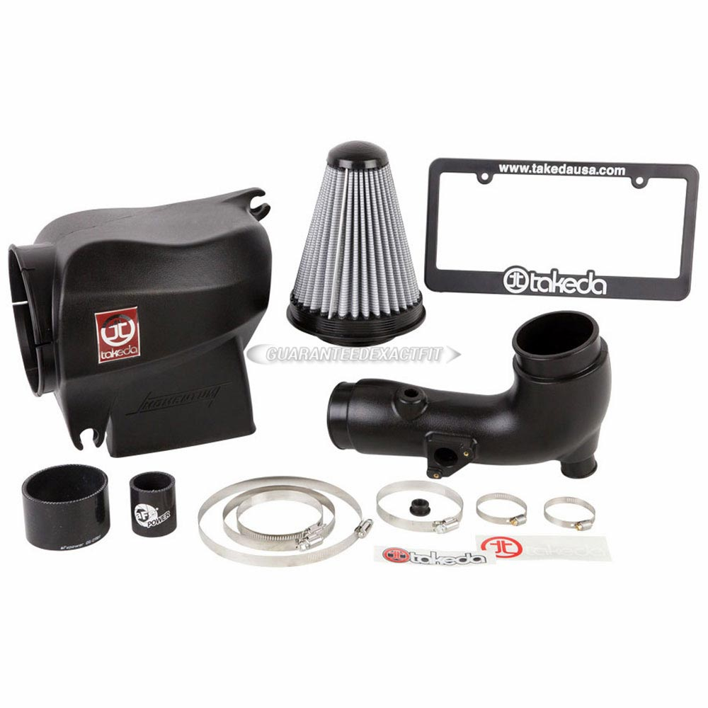 Scion FR-S                           Air Intake Performance KitAir Intake Performance Kit