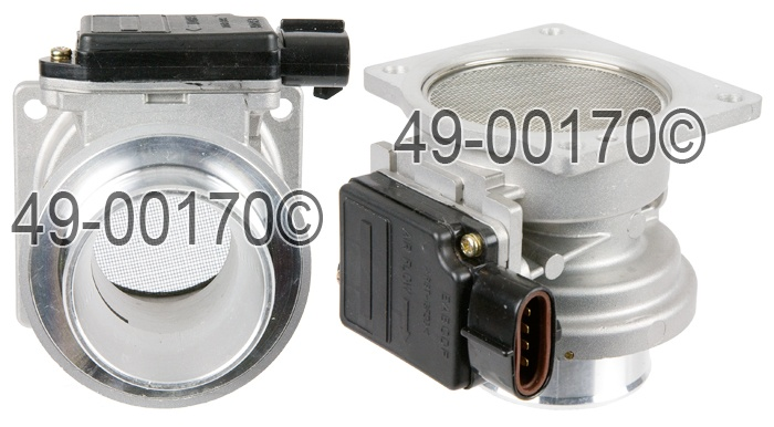 Ford Escort                         Mass Air Flow MeterMass Air Flow Meter