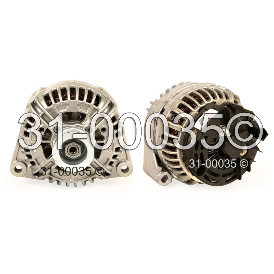 Mercedes_Benz S350                           Alternator