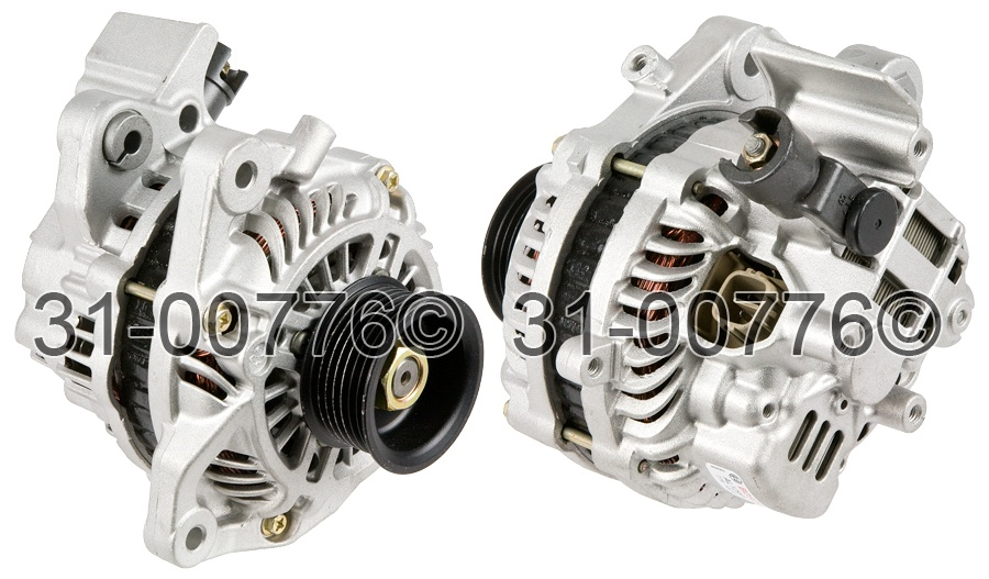 Honda Civic                          AlternatorAlternator