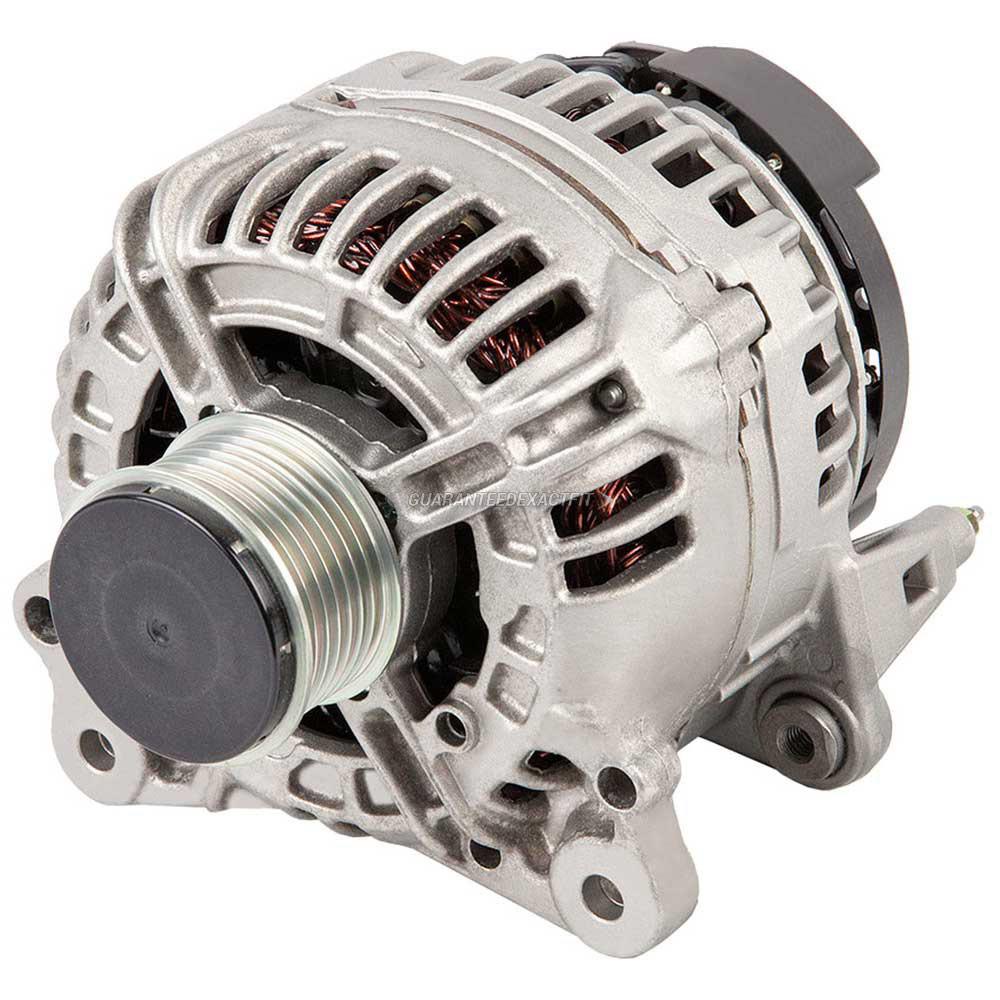 2006 Porsche Cayenne Transmission: Porsche Cayenne Alternator 3.6L Engine
