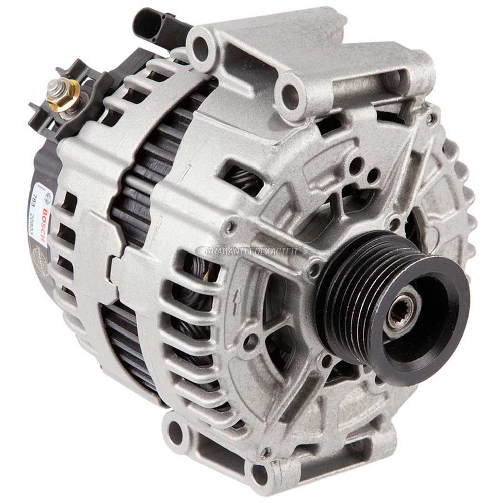 Mercedes_Benz S550                           AlternatorAlternator