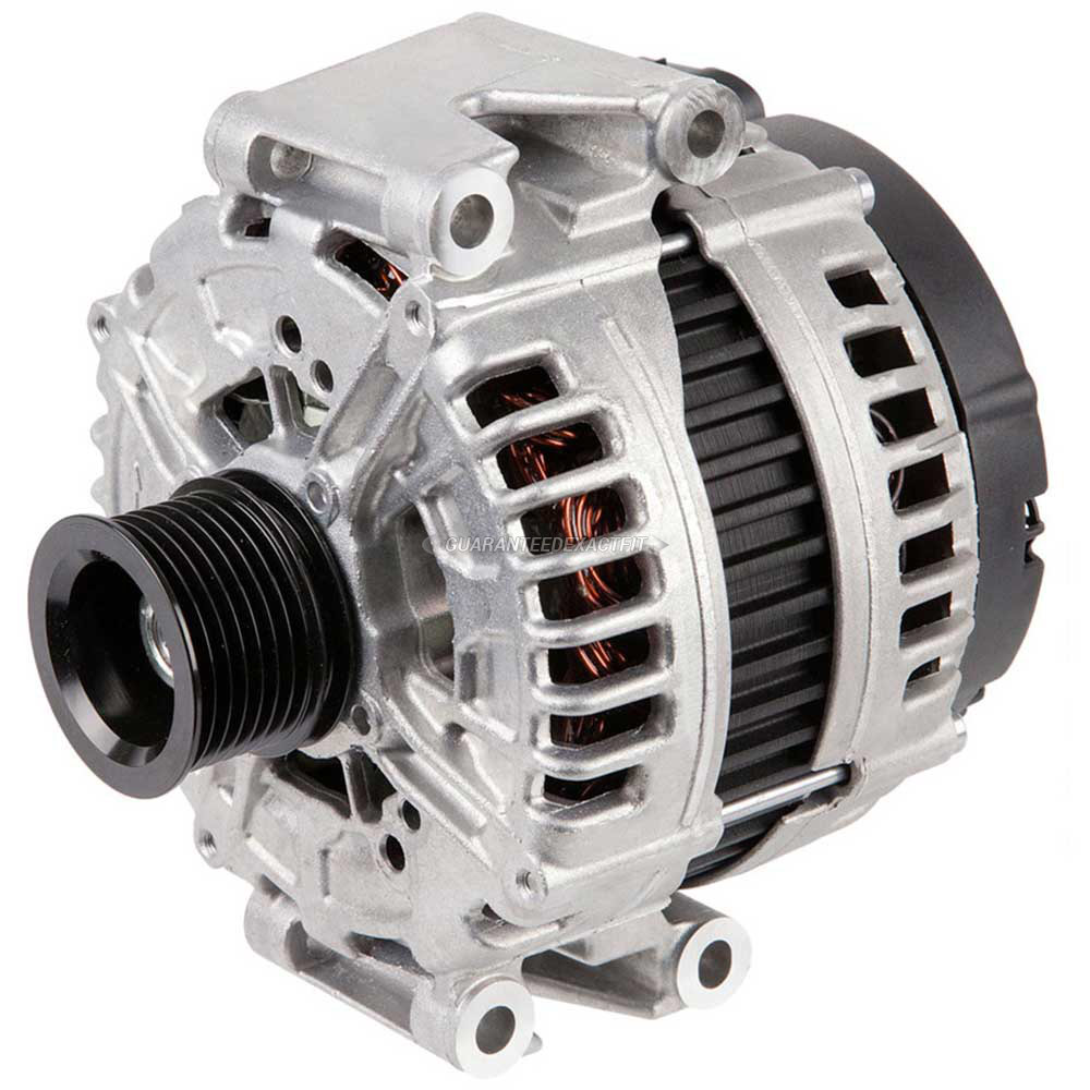 Mercedes_Benz S63 AMG                        Alternator
