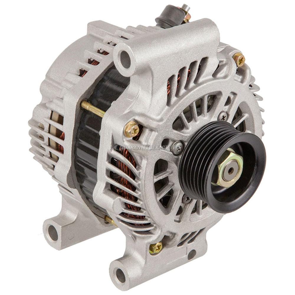 Ford Fusion                         AlternatorAlternator
