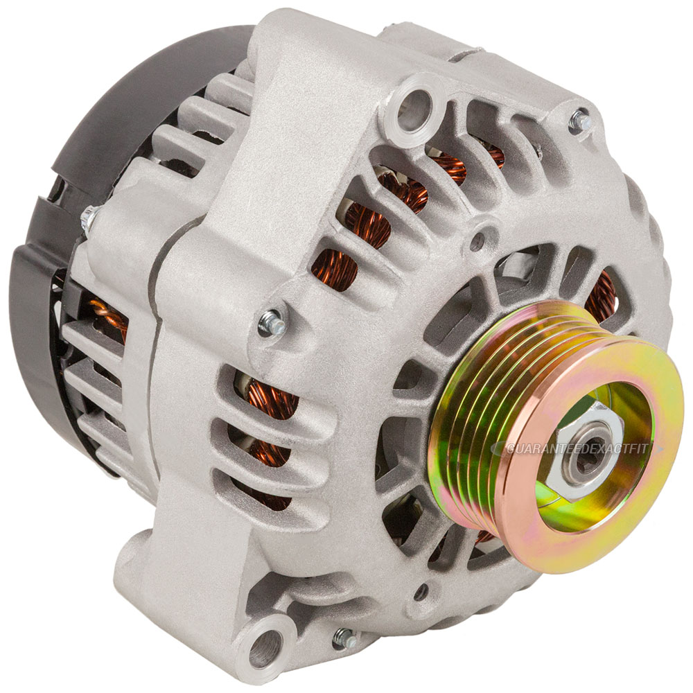 2001 Chevrolet Silverado Alternator Parts From Car Parts