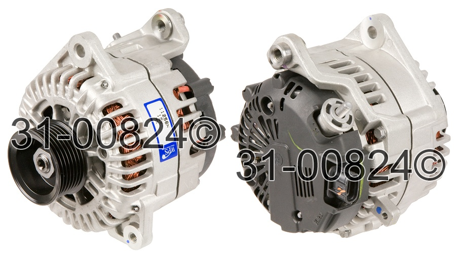 Suzuki Equator                        AlternatorAlternator