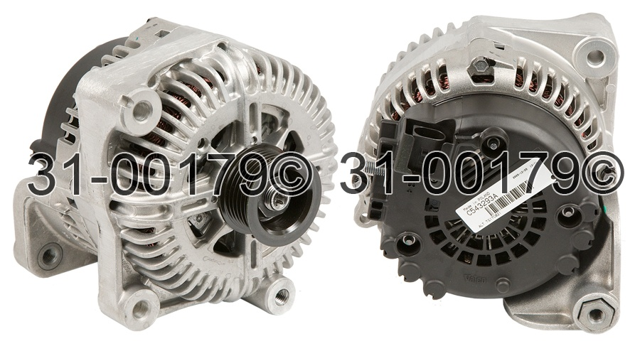 BMW 645Ci                          AlternatorAlternator