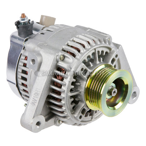 Pontiac Vibe                           AlternatorAlternator