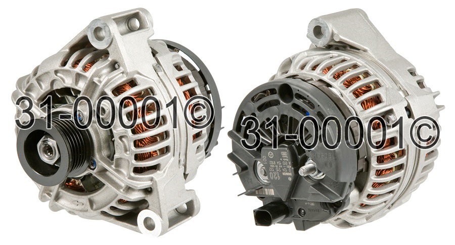 Mercedes_Benz C240                           AlternatorAlternator