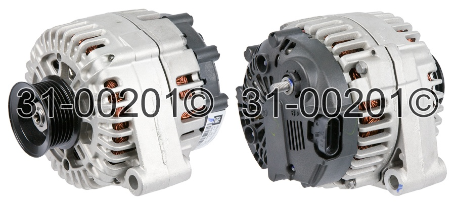 Chevrolet Equinox                        AlternatorAlternator