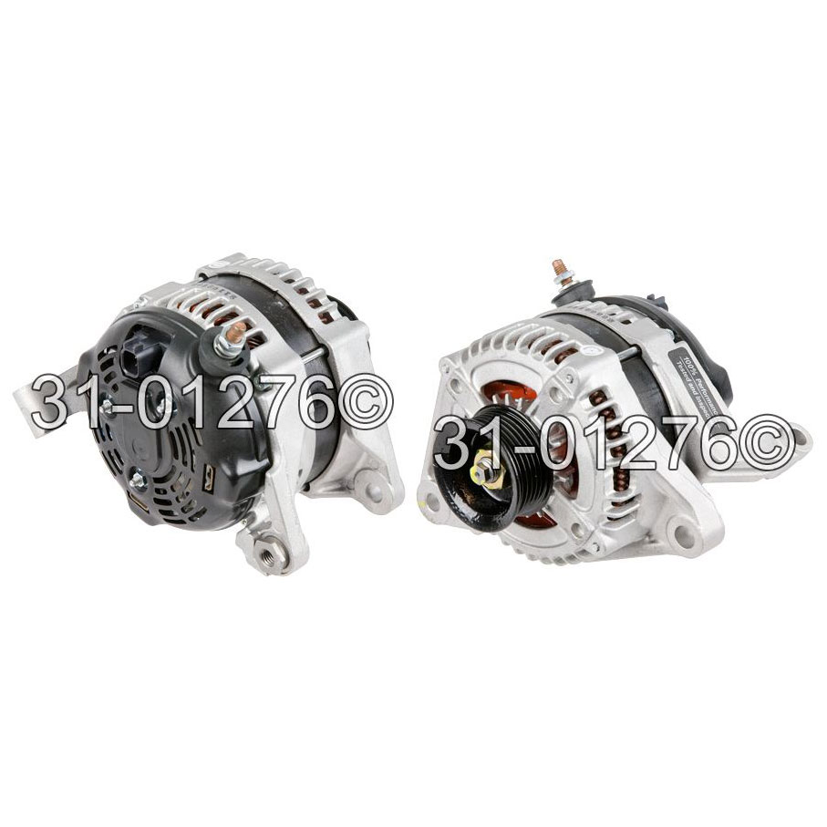 Jeep Commander                      AlternatorAlternator