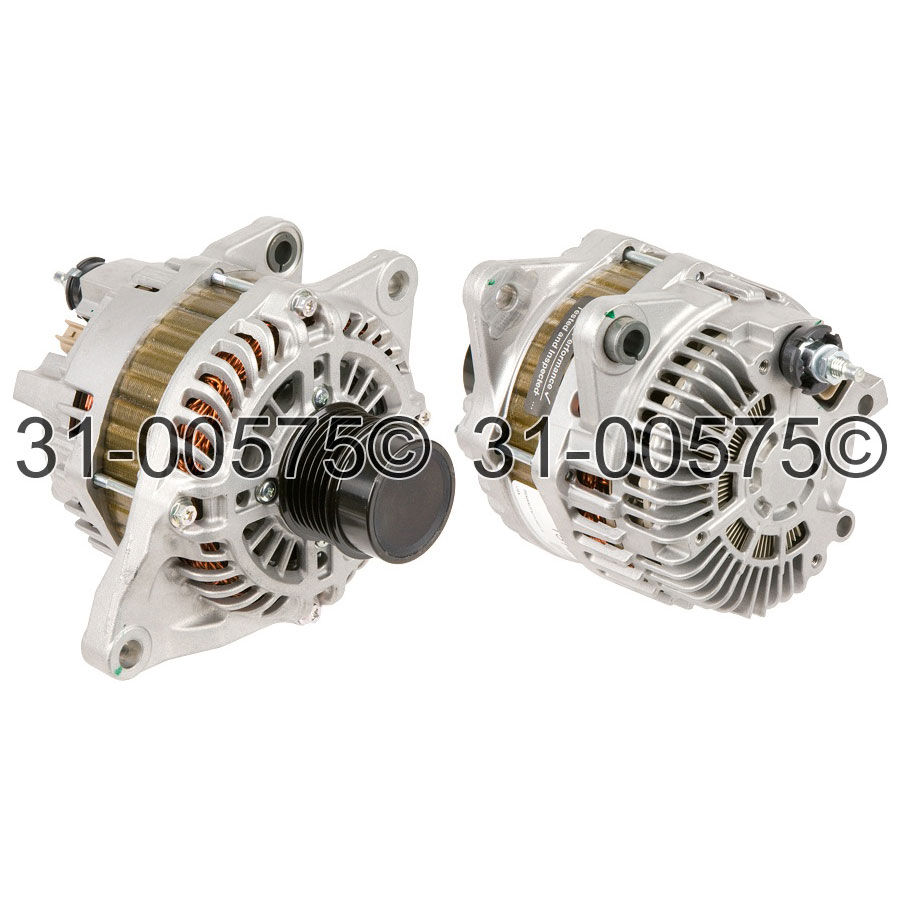 Jeep Patriot                        AlternatorAlternator
