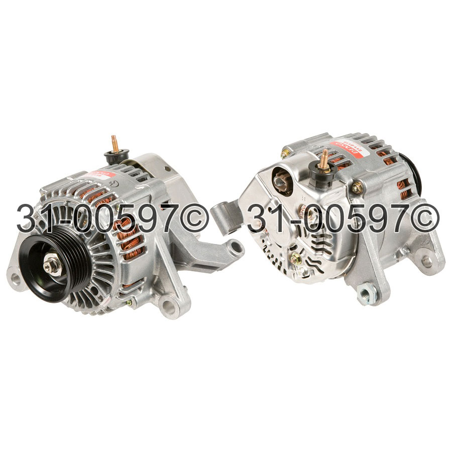 Dodge Durango                        AlternatorAlternator
