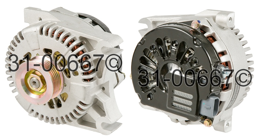 Ford Crown Victoria                 AlternatorAlternator
