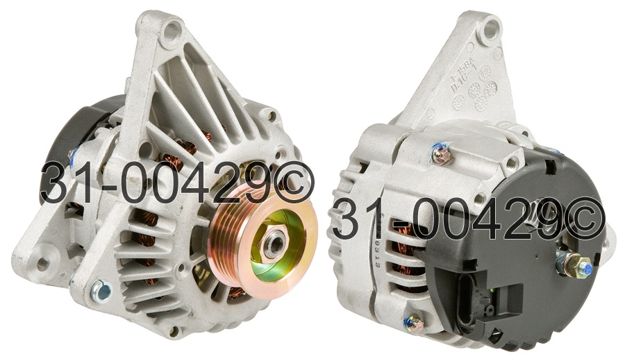 Pontiac Grand Prix                     AlternatorAlternator