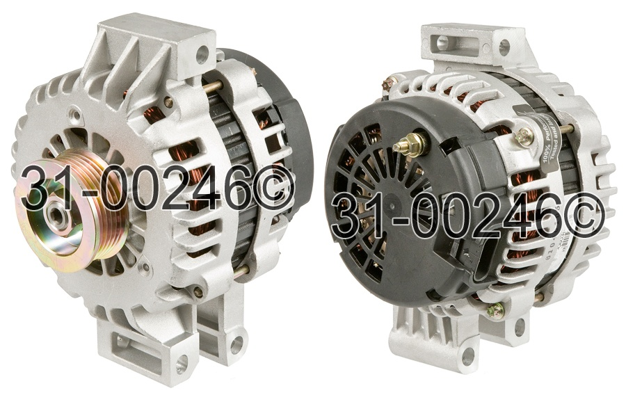 Oldsmobile Bravada                        AlternatorAlternator
