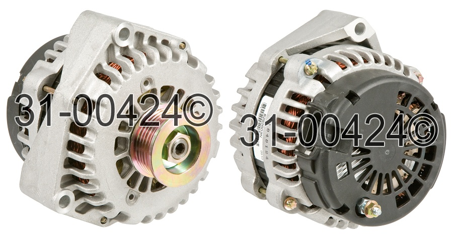 Chevrolet Avalanche                      AlternatorAlternator