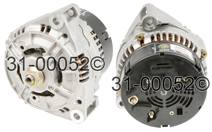 Mercedes_Benz S320                           AlternatorAlternator