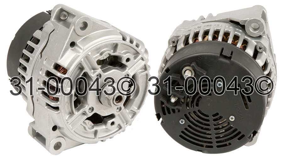 Mercedes_Benz C280                           AlternatorAlternator