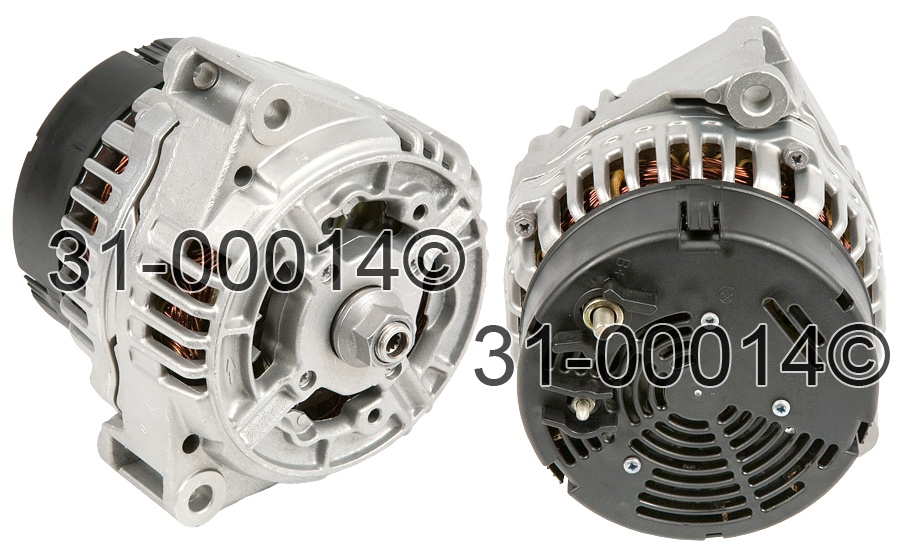 Mercedes_Benz CL55 AMG                       AlternatorAlternator