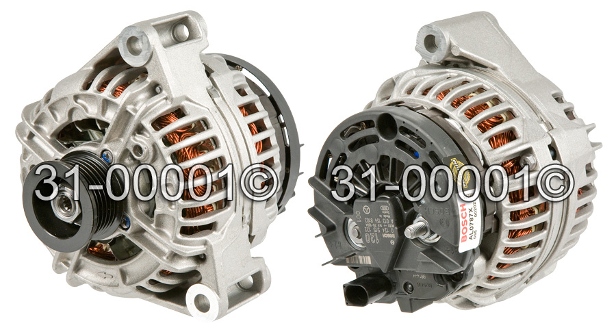 Mercedes_Benz C320                           AlternatorAlternator