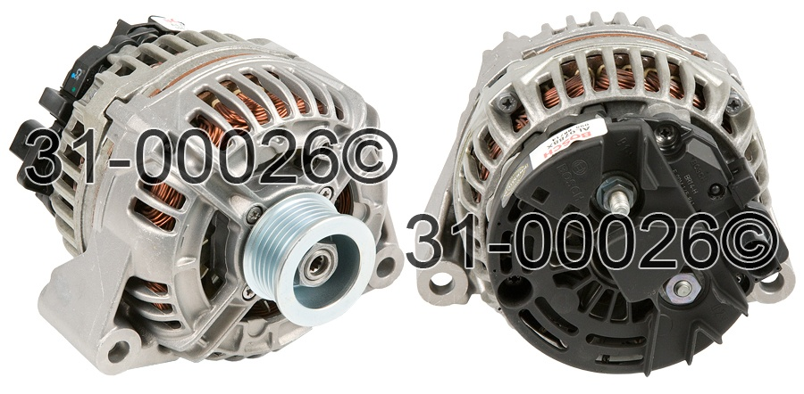 Mercedes_Benz E320                           AlternatorAlternator