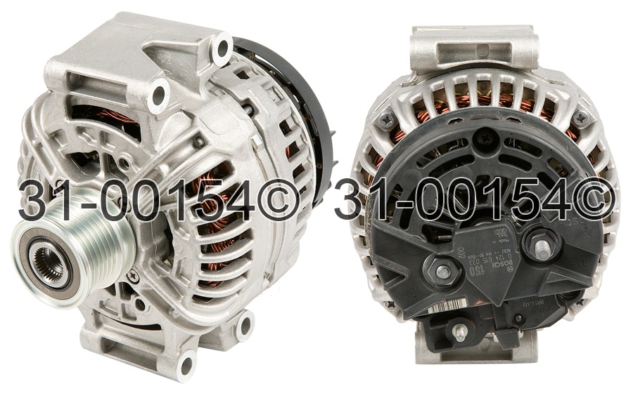 Dodge Sprinter Van                   AlternatorAlternator