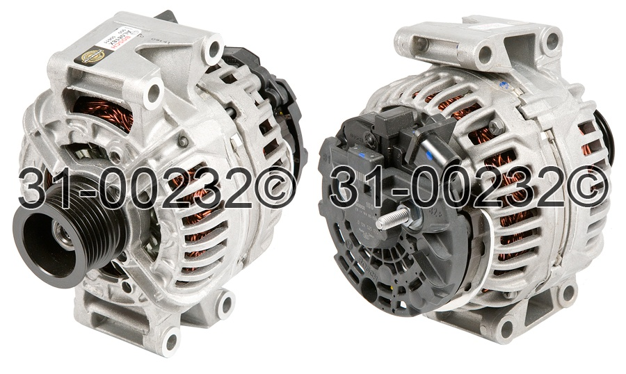 Mercedes_Benz C350                           AlternatorAlternator