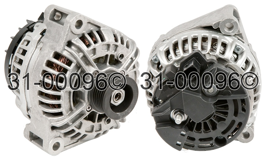 Mercedes_Benz SLK55 AMG                      AlternatorAlternator