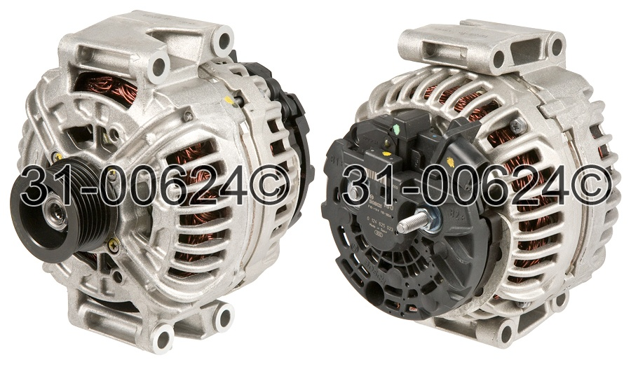 Mercedes_Benz R350                           AlternatorAlternator