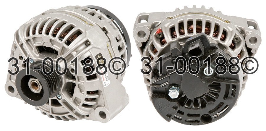 Mercedes_Benz CLS55 AMG                      Alternator