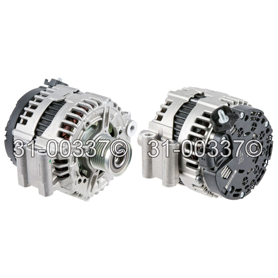 BMW 335xi                          AlternatorAlternator