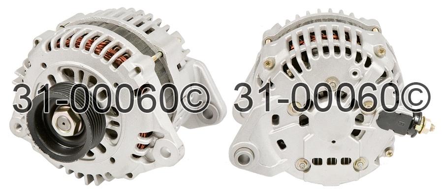 Infiniti I35                            AlternatorAlternator