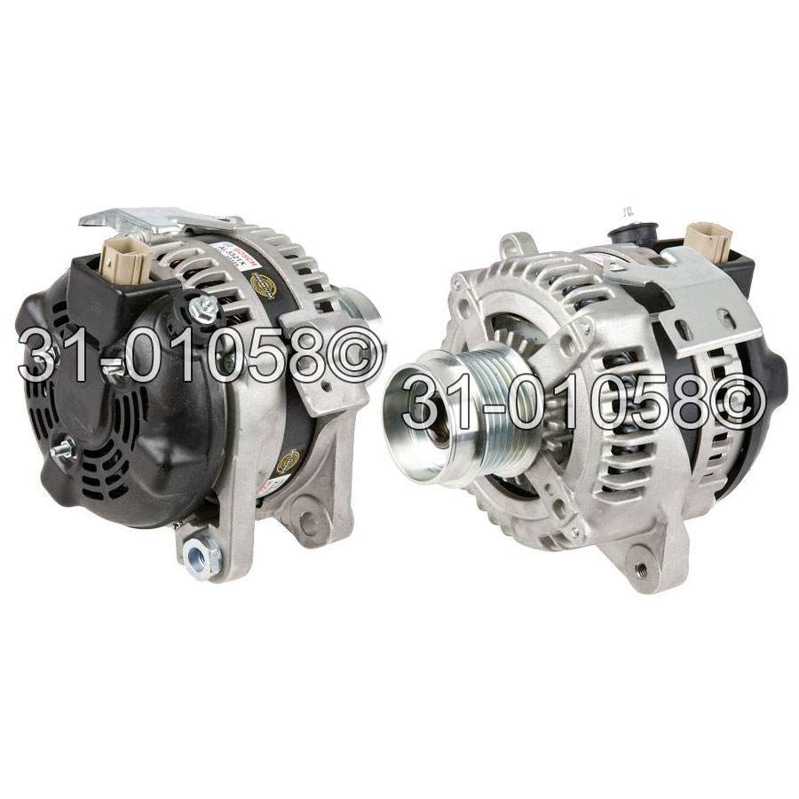 Toyota Matrix                         AlternatorAlternator