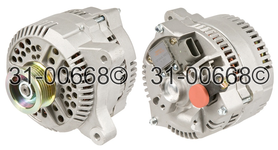 Ford Expedition                     AlternatorAlternator